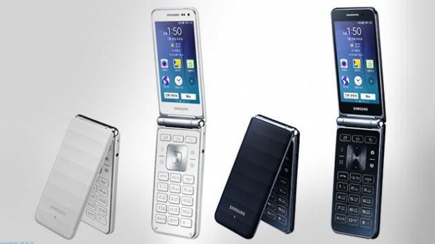 Telefonul cu clapetă revine! Samsung lansează Galaxy Folder 2