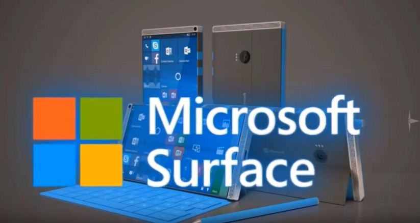 Un nou zvon Surface Phone