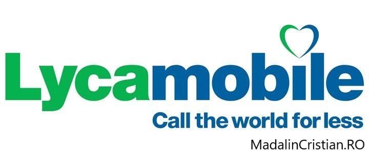 Lycamobile a început să ofere acces în rețeaua 4G Telekom