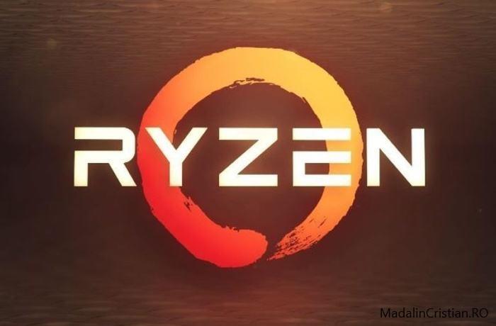 AMD lansează procesoarele Ryzen 7 2800H și Ryzen 5 2600H