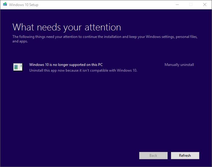 Procesorele Intel Atom nu vor mai fi suportate de Windows 10 Fall Creators Update