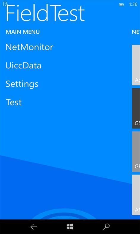 Cum să ai acces la aplicația Field Test în Windows 10 Mobile