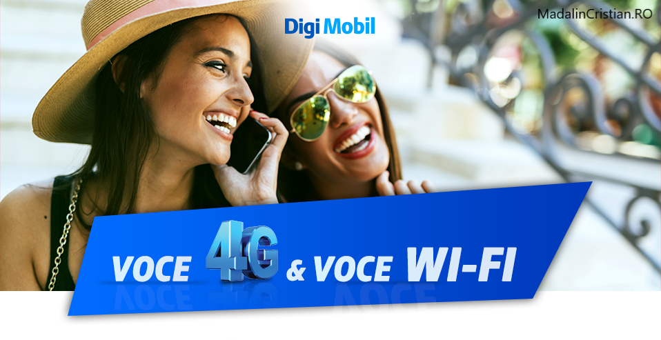 Serviciul VoLTE de la DIGI.Mobil este disponibil și pe iPhone