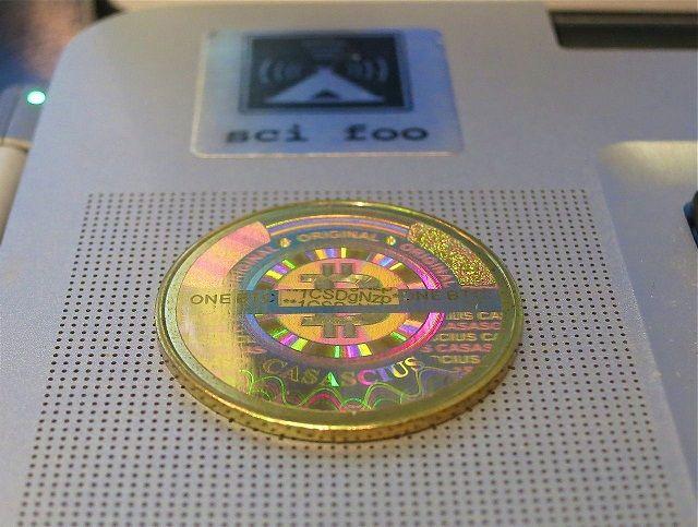 forma fizică bitcoin