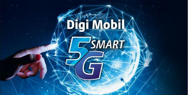 DIGI.Mobil lansează oficial rețeaua 5G