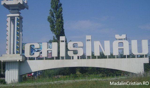 Un weekend în Chișinău