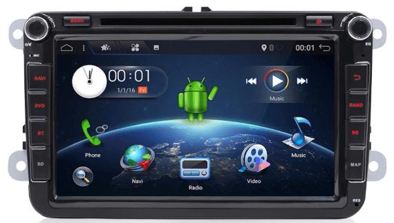 Merită să pui navigație cu Android pe mașină?