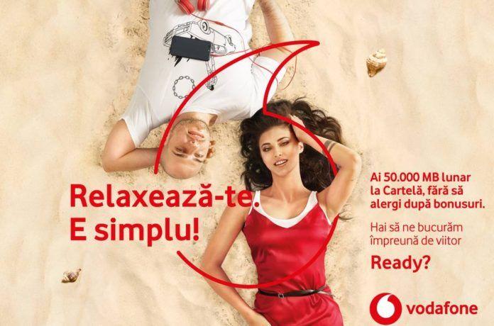 50.000 MB lunar la Cartela Vodafone ca să nu mai alergi după bonusuri