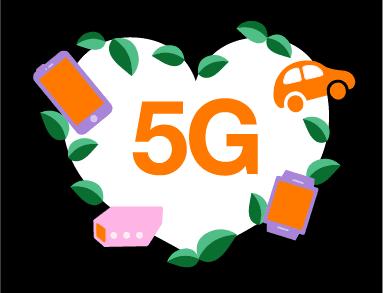 Orange a lansat în premieră în România serviciul de roaming 5G
