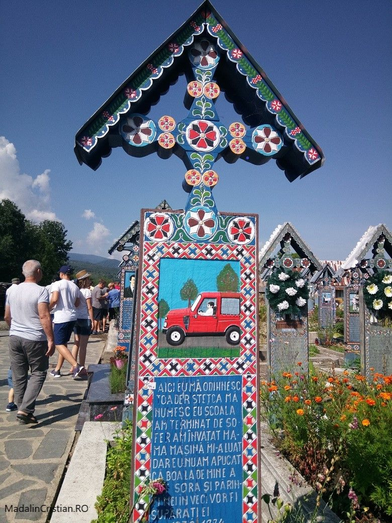 Cimitiru Vesel 7