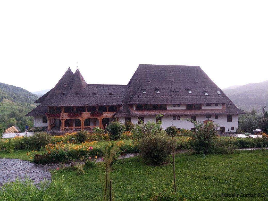 Manastirea Barsana 10