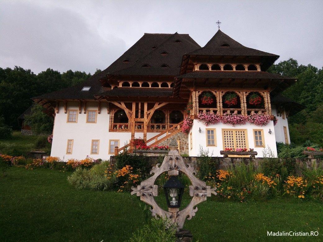 Manastirea Barsana 12