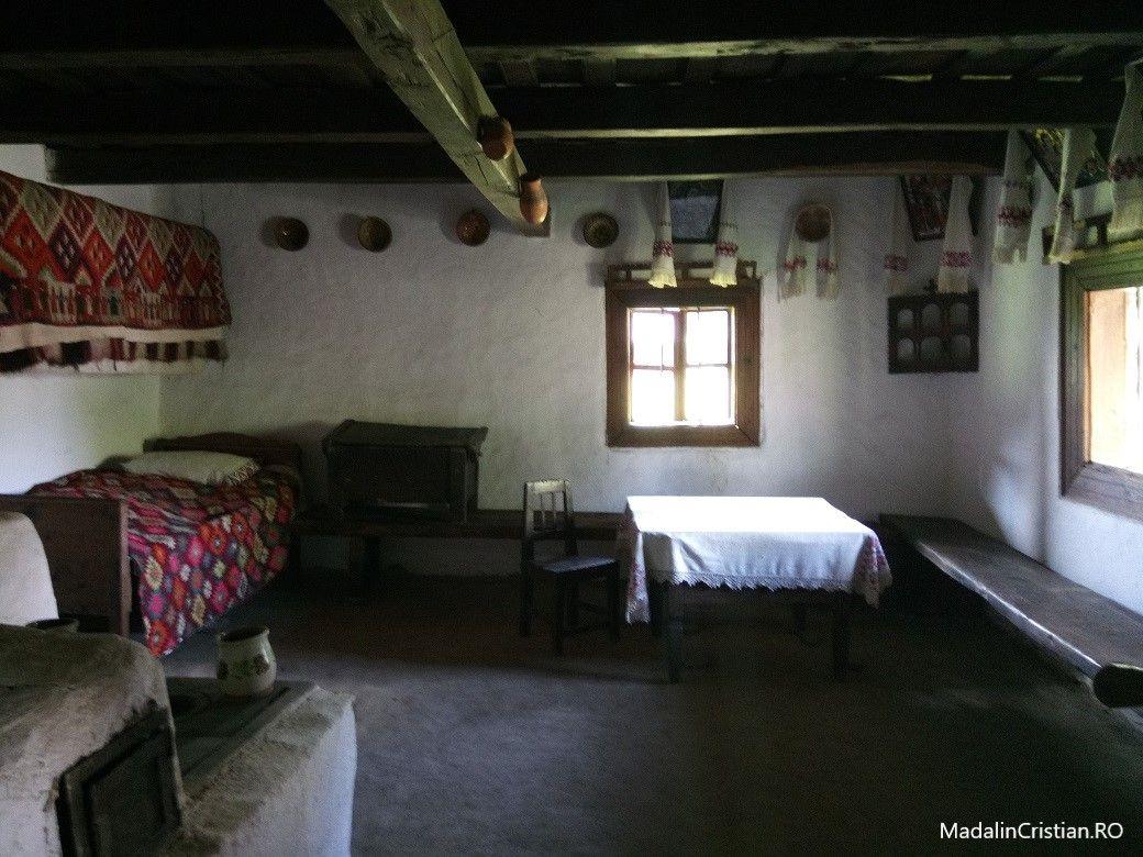 casa 2 muzeul satului maramuresean