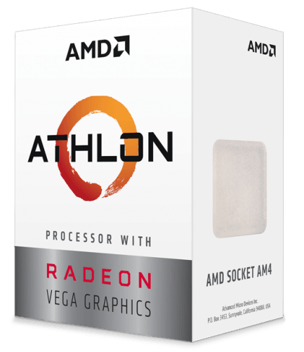 AMD relansează gama de procesoare Athlon