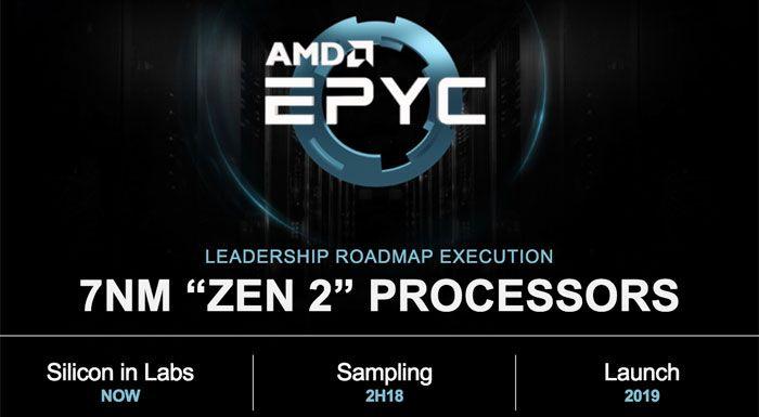Informații despre noul AMD Epyc cu 64 de nuclee a apărut pe internet