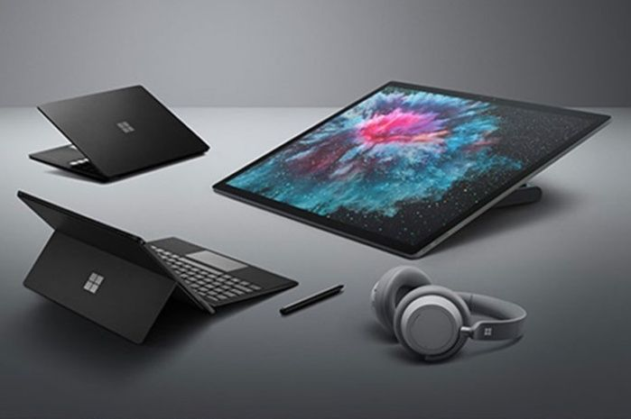 Microsoft a lansat Surface Pro 6, Surface Laptop 2, Surface Studio 2 și căștile Surface