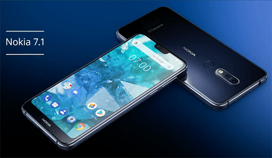 HMD Global a lansat Nokia 7.1