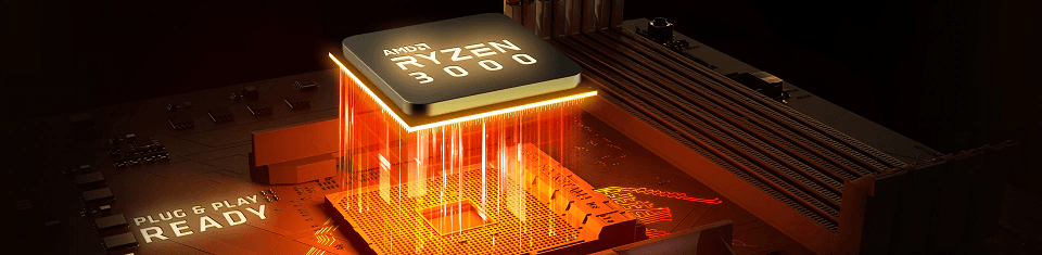 AMD a lansat Ryzen 9 3950X și Athlon 3000G