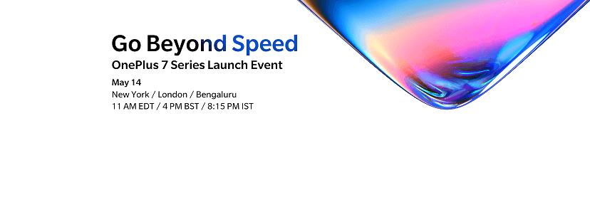 Lansarea seriei de telefoane OnePlus 7