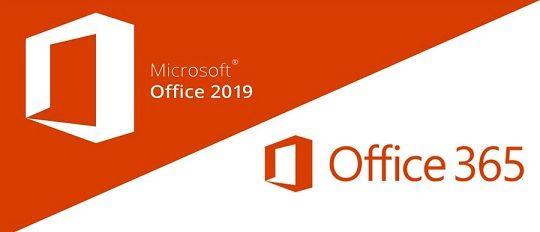 Office 2019 sau Office 365?