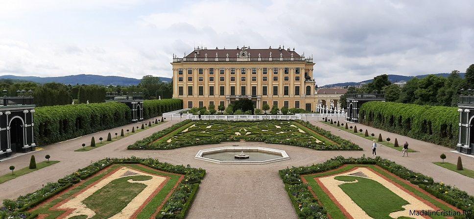 Cum am ajuns la Schonbrunn?