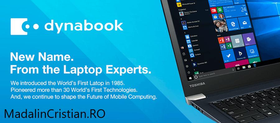 După 35 de ani Toshiba nu mai produce oficial laptopuri