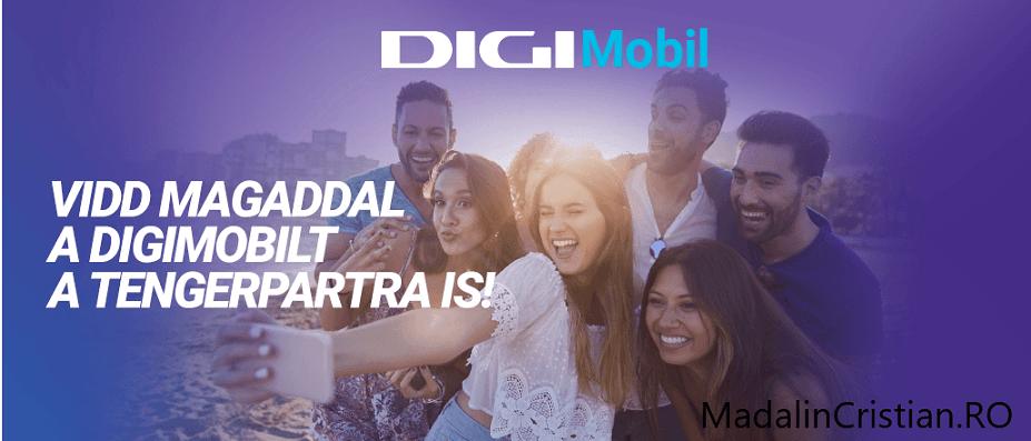 DIGI.Mobil Ungaria a lansat serviciul de roaming