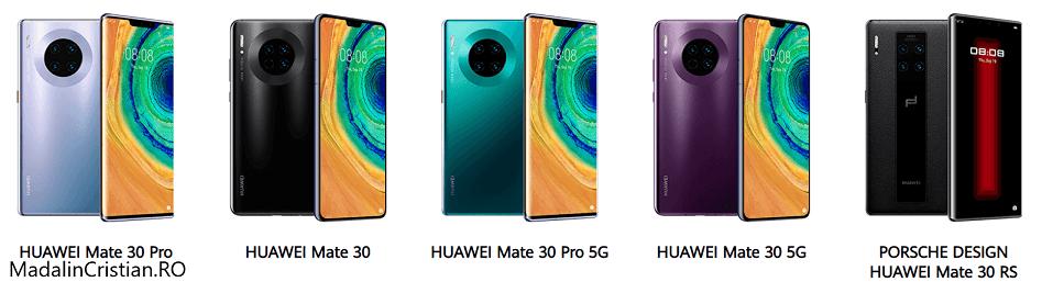 Huawei Mate 30 – primul smartphone fără Android al gigantului chinez