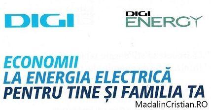 Cât costă curentul la DIGI Energy?