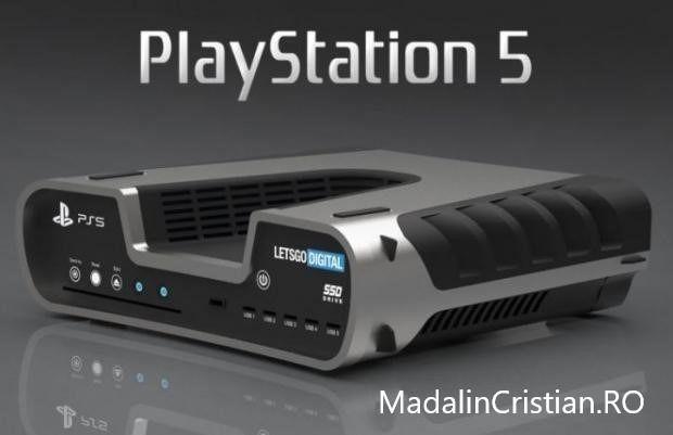 Sony va lansa PlayStation 5 iarna anului viitor