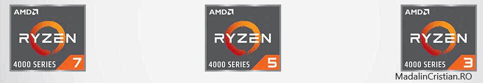 CES 2020: AMD lansează cea de-a 4-a generație de procesoare Ryzen Mobile