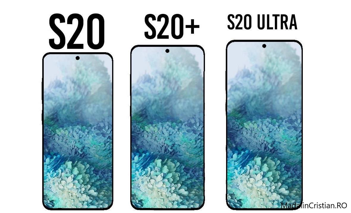 Tot ce trebuie să știți despre noile telefoane Samsung Galaxy S20