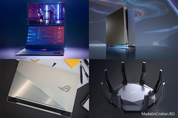 ASUS obține 13 victorii la iF Design Award 2020