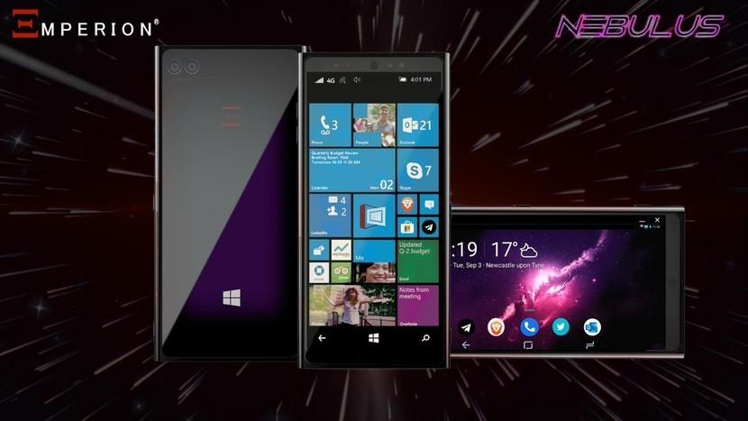Telefon mobil cu Windows 10 în 2020