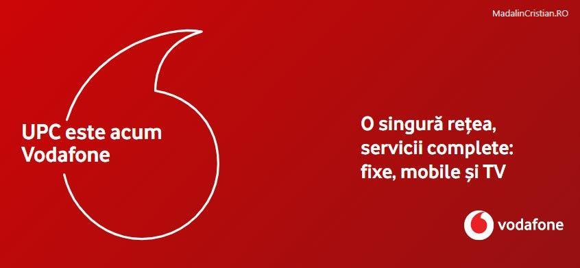Vodafone modifică abonamentele și prețurile serviciilor fixe