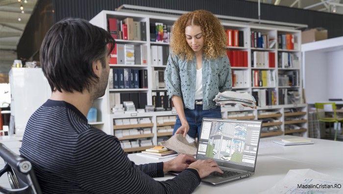 HP ZBook Studio, HP ZBook Create și HP ENVY 15 completează gama HP Create