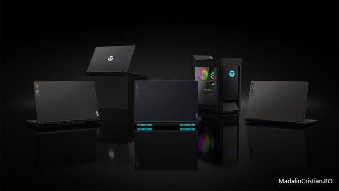Cu ce îmbunătățiri vin noile PC-uri de gaming Lenovo Legion?