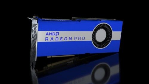 AMD a lansat Radeon™ Pro VII Workstation