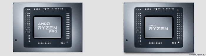 AMD lansează procesoarele Ryzen™ PRO 4000 și Ryzen™ 4000 Mobile pentru Business