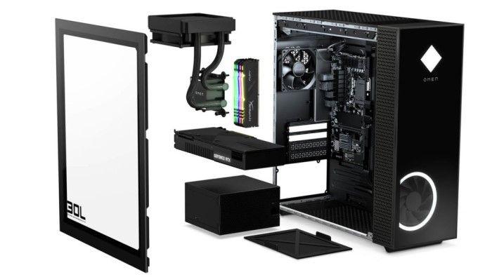 HP a lansat noile desktopuri de gaming Omen