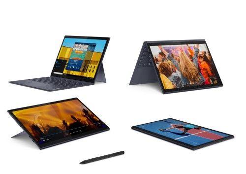 Lenovo lansează noi laptopuri detașabile cu Windows 10
