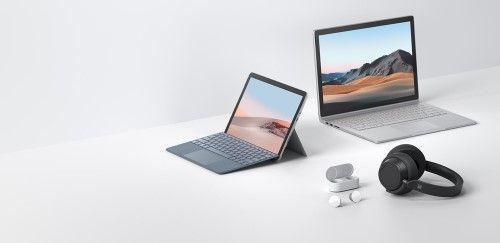 Microsoft a lansat Surface Go 2, Surface Book 3, Surface Headphones 2 și Surface Earbuds