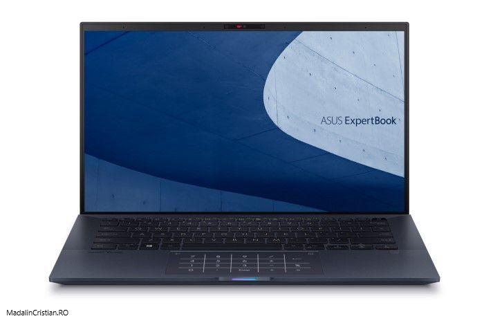 Laptopul business ASUS ExpertBook B9 este disponibil în România