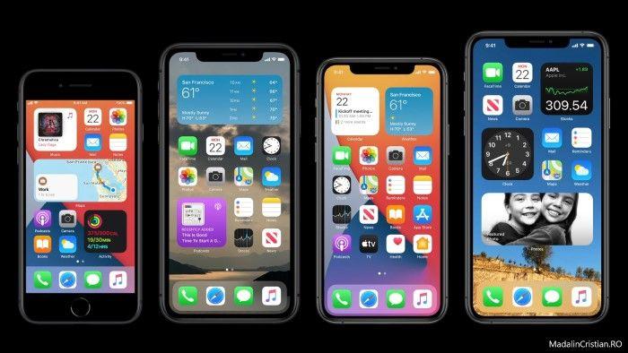 Ce va aduce nou iOS 14 din toamnă?