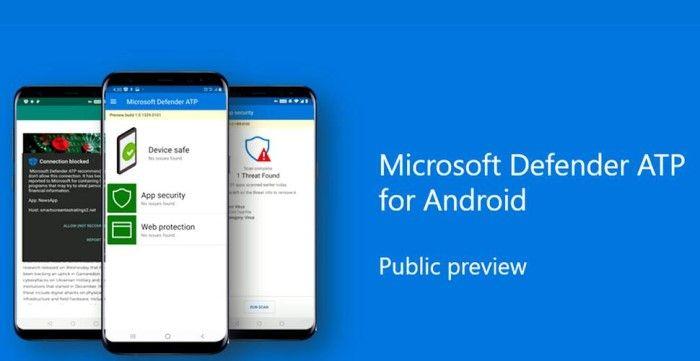 Windows Defender devine Microsoft Defender ATP