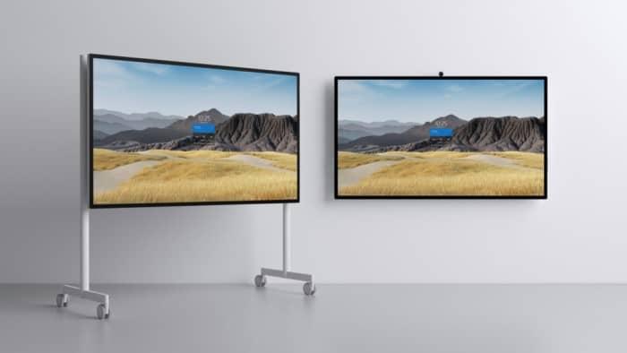 """Microsoft lansează Surface Hub 2S cu ecran de 85"""""""