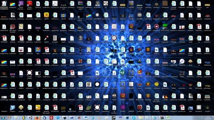 Cum poți ascunde scurtăturile de pe Desktop?