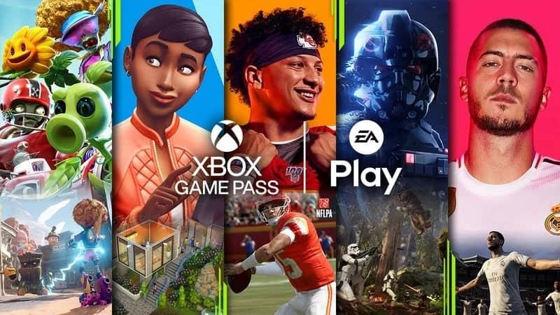 EA play va fi inclus în Xbox Game Pass Ultimate