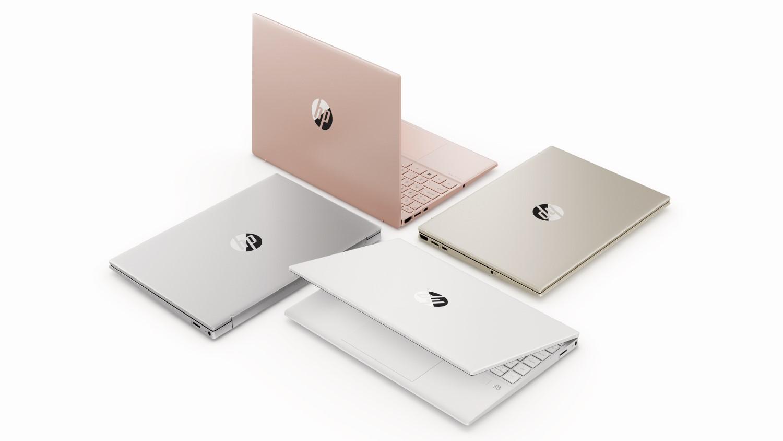 HP Pavilion Aero 13 Laptop four colors